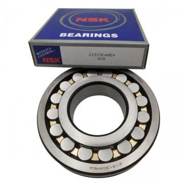 NSK E8  Single Row Ball Bearings