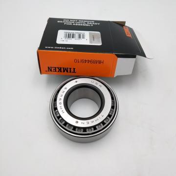 0.394 Inch | 10 Millimeter x 1.181 Inch | 30 Millimeter x 0.563 Inch | 14.3 Millimeter  INA 3200-J-2RSR-C3  Angular Contact Ball Bearings