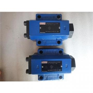 REXROTH 4WE 6 W6X/EG24N9K4/V R978034696 Directional spool valves